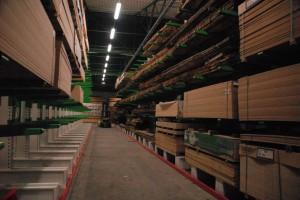 cantilever stockage bois Métal Service