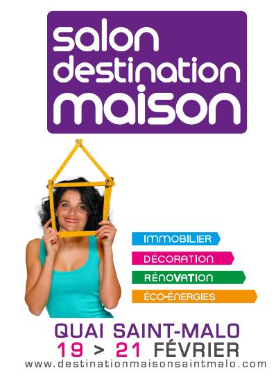 Salon de l'habitat Saint-Malo – Du 19 au 21 février